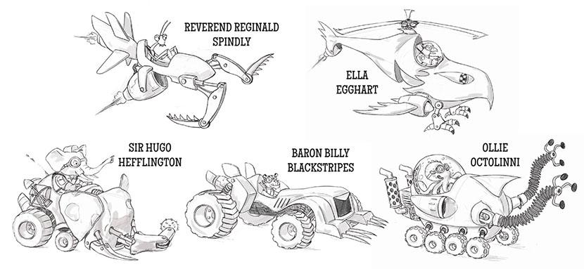 returningracers