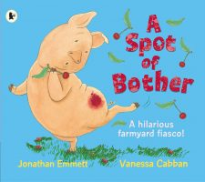 A Spot of Bother pb cover