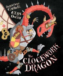 CLOCKWORK DRAGON cover