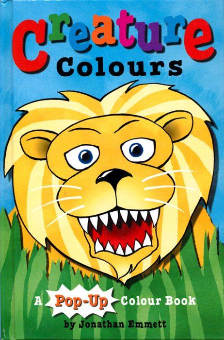 Creature Colours Cover