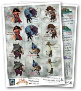 MonsterCardSheets