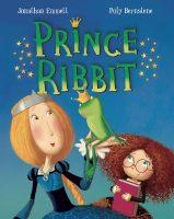 Prince Ribbit UK Cover