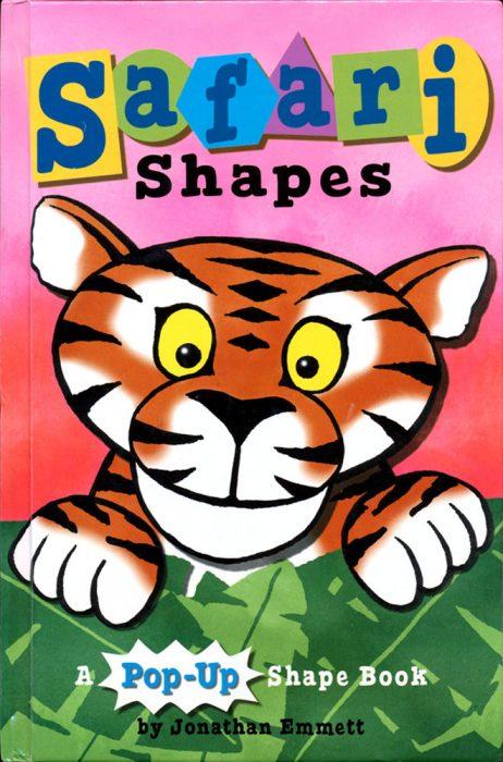Safari Shapes Cover